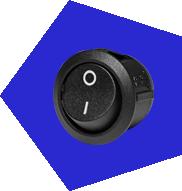 Přepínač typu jízd služební/soukromá